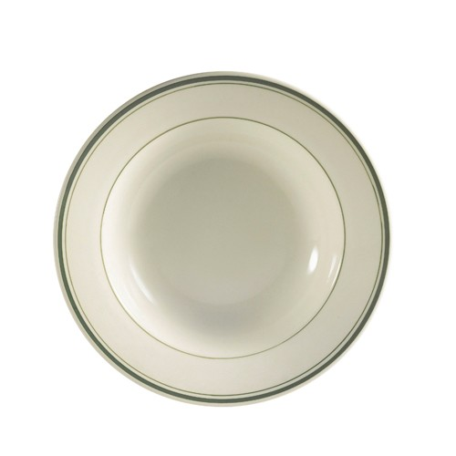 """CAC China GS-3 Greenbrier Soup Plate 9"""""""