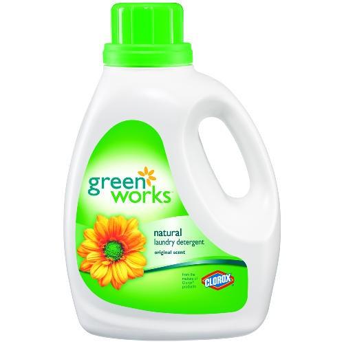 Greenworks Detergent, Original Scent, 90 Oz