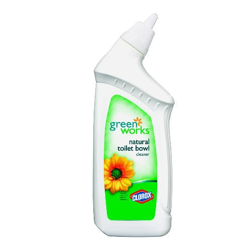 Greenworks Toilet Bowl Cleaner, 24 Oz