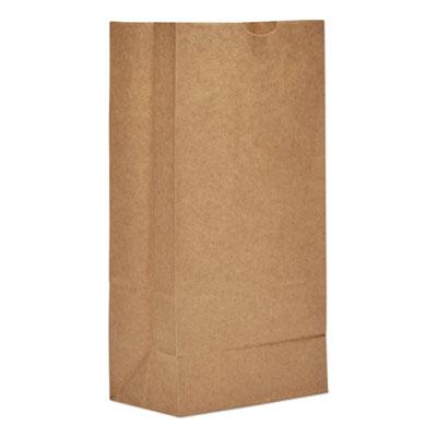 Grocery Paper Bags, 35 lbs Capacity, #8, 6.13