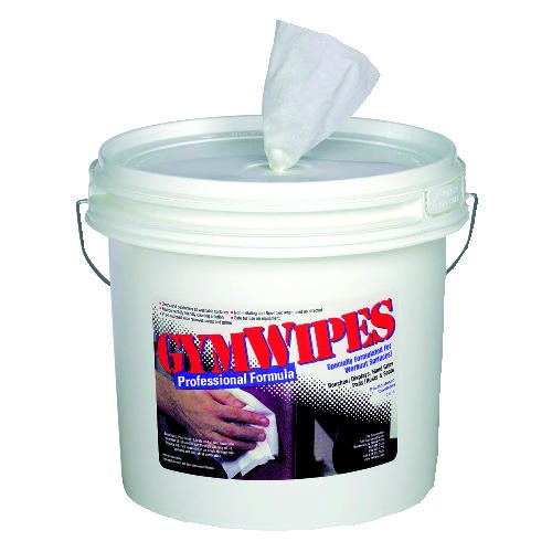 Gymwipes Bucket, 700 Wipes