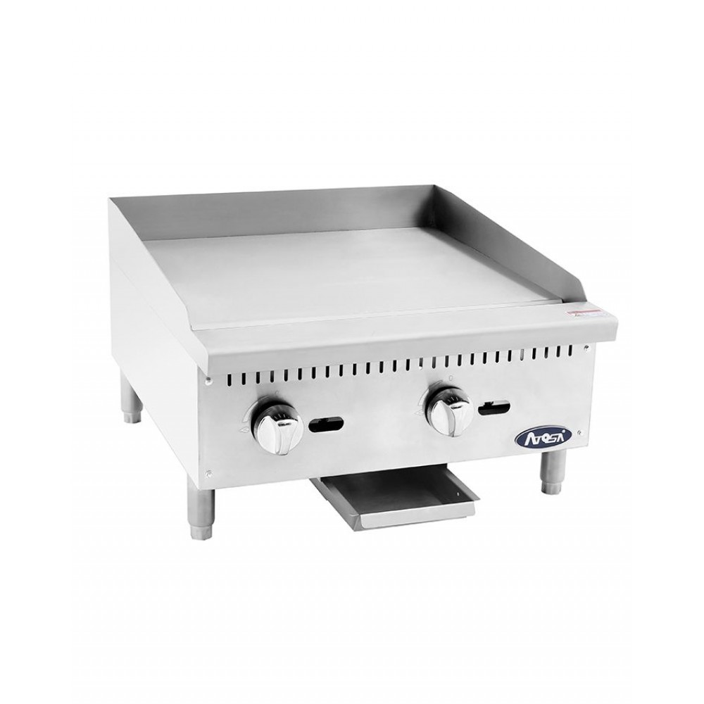 HD 24'' Manual Griddle