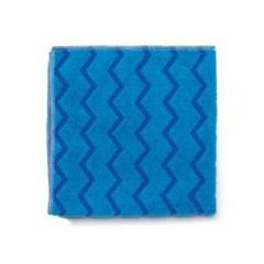 HYGEN Microfiber Cleaning Cloths, 12 x 12, Blue