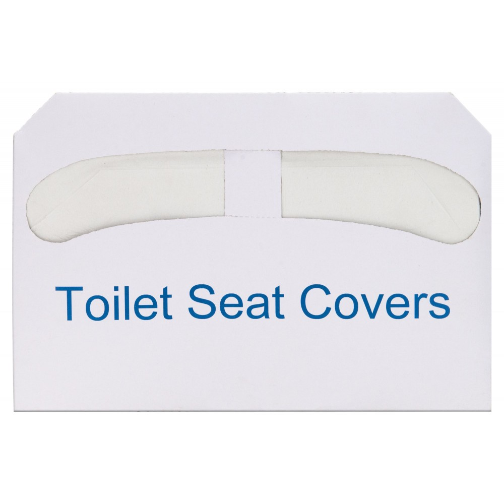 Half-Fold Toilet Seat Cover Paper (250 Pcs / Bag)