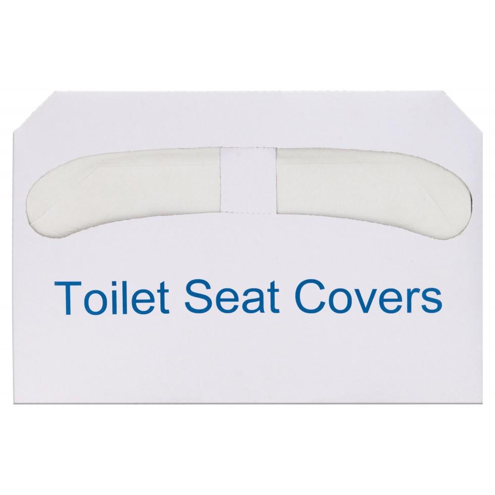Half Fold Toilet Seat Cover Paper 250 Pcs Bag Lionsdeal