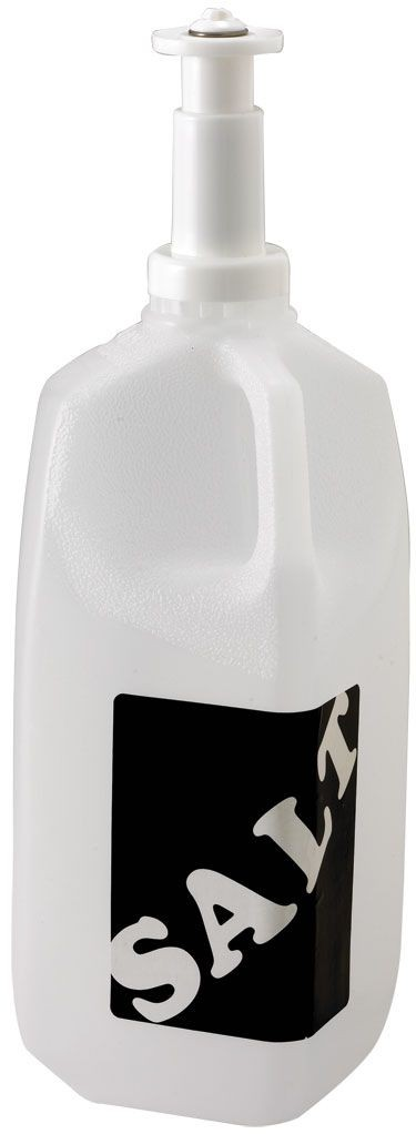 Winco PR-05S Half Gallon Salt Refiller