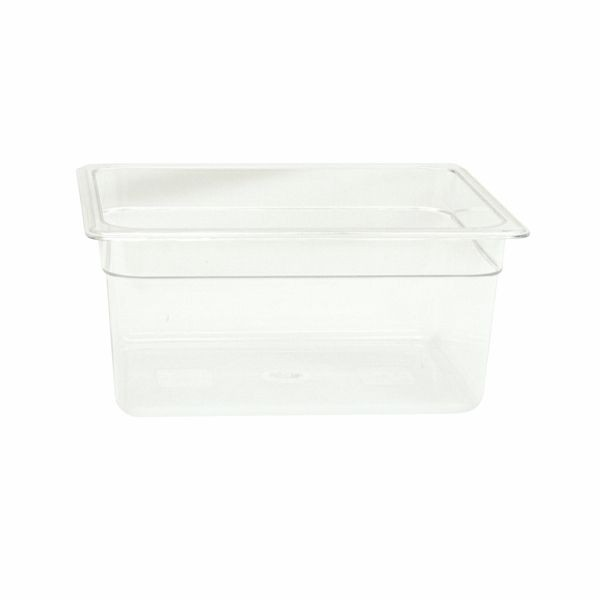 Thunder Group PLPA8126 Half Size Plastic Food Pan