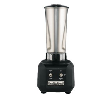 Hamilton Beach HBB250SR Commercial Rio Bar Blender 3/4 HP, 32 oz.