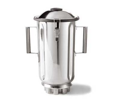 Hamilton Beach 6126-990 1 Gallon Stainless Steel Food Blender Container for 990