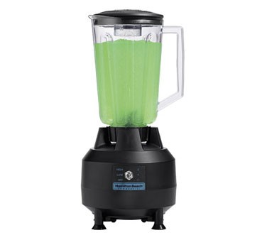 Hamilton Beach 3/8 HP Bar Blender, 2 Speeds, 44 oz Polycarbonate Container