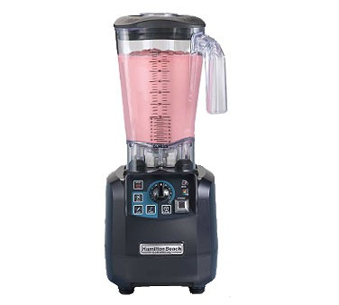 Hamilton Beach HBH650 Commercial Tempest High-Performance Bar Blender 3 HP, 64 oz.
