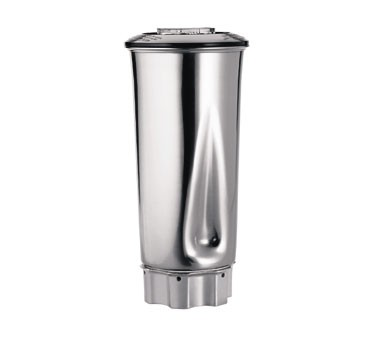 Hamilton Beach 6126-250S 32 oz. Stainless Steel Bar Blender Container for HBB250S