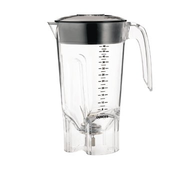 Hamilton Beach 6126-450 48 oz. Polycarbonate High Performance Blender Container for HBH450