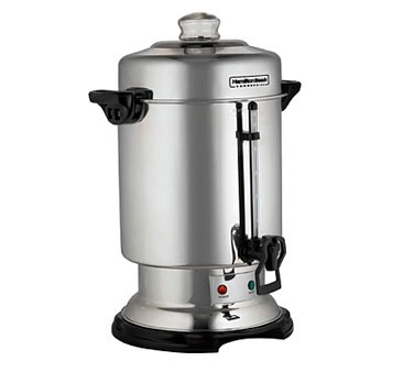Hamilton Beach d50065 Commercial Stainless Steel 60 Cup Coffee Urn