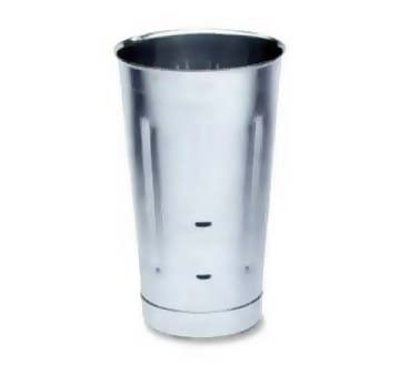 Hamilton Beach 110E 32 oz. Universal Stainless Steel Container for Hamilton Drink Mixers