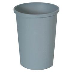 Hands-Free Wastebasket, Gray