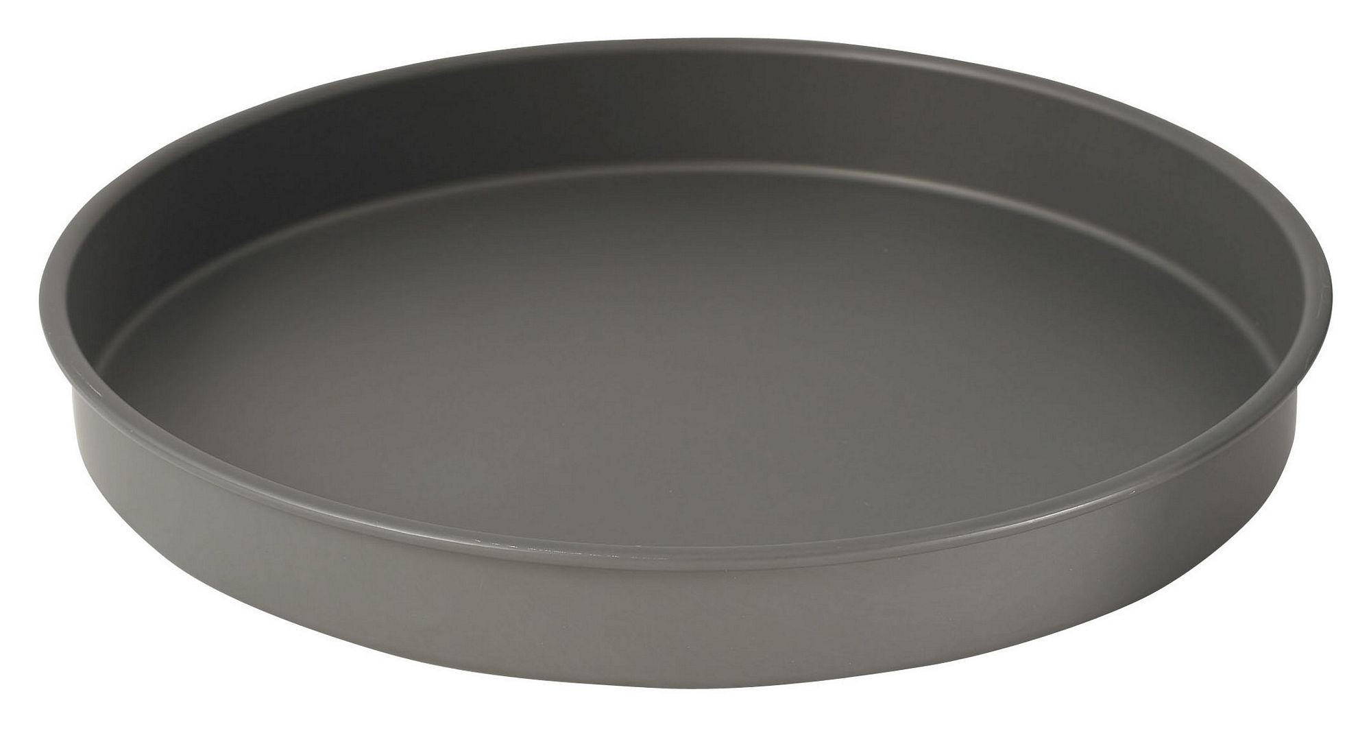 "Winco HAC-162 Hard Anodized Aluminum Cake Pan, 16"" Dia x 2"" H"