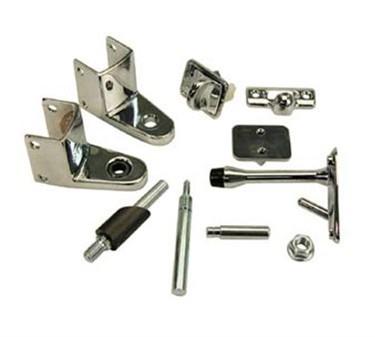 Franklin Machine Products  141-2007 Hardware Set (Restroom Door )