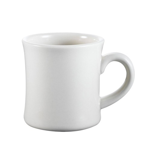 CAC China HAR-75-3 Hartford Coffee Mug, 7-1/2 oz.
