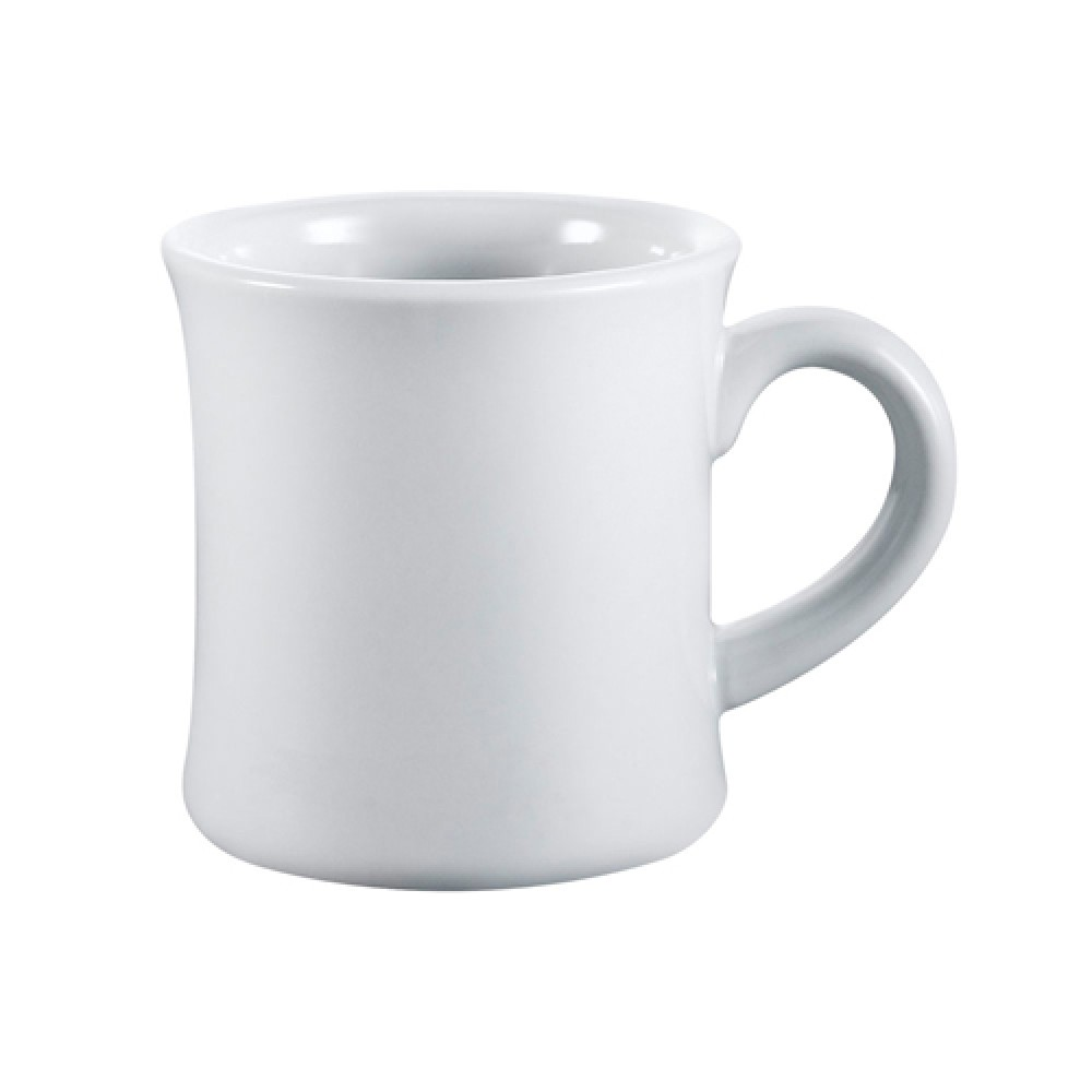 Hartford Mug White 8 Oz