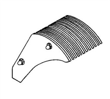 Franklin Machine Products  215-1049 Head, Pusher (1/4, 1/2 On Kng)