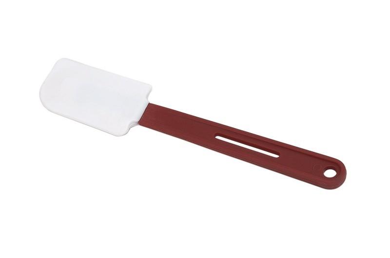"""Johnson-Rose 30434 Heat-Resistant Silicone Blade Spatula/Bowl Scraper 14"""""""