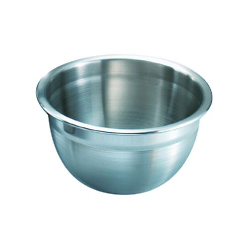 TableCraft H833 Stainless Steel 5 Qt. Premium Mixing Bowl