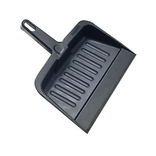 Heavy-Duty Dustpan, 12-1/2