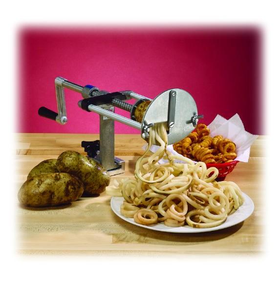 Nemco 55050AN-R Heavy-Duty Ribbon Fry Potato Cutter