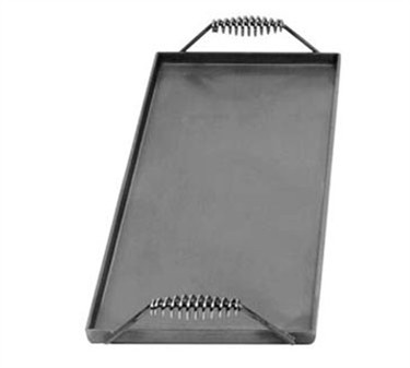 Heavy-Gauge Steel Portable Griddle For 2 Burner Stoves