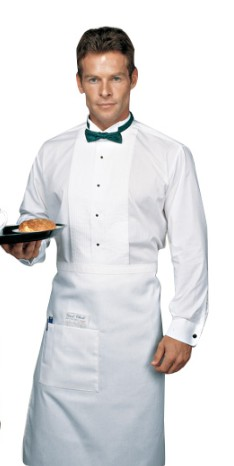 Henry Segal BISTRO One-Pocket BISTRO Apron with Long Ties