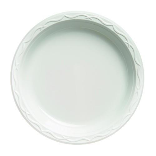 Hi-Impact 12 Oz White Plastic Bowl