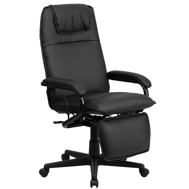 Flash Furniture Bt 70172 Bk Gg High Back Black Leather