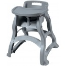 High-Chair With Tray (Without Casters)