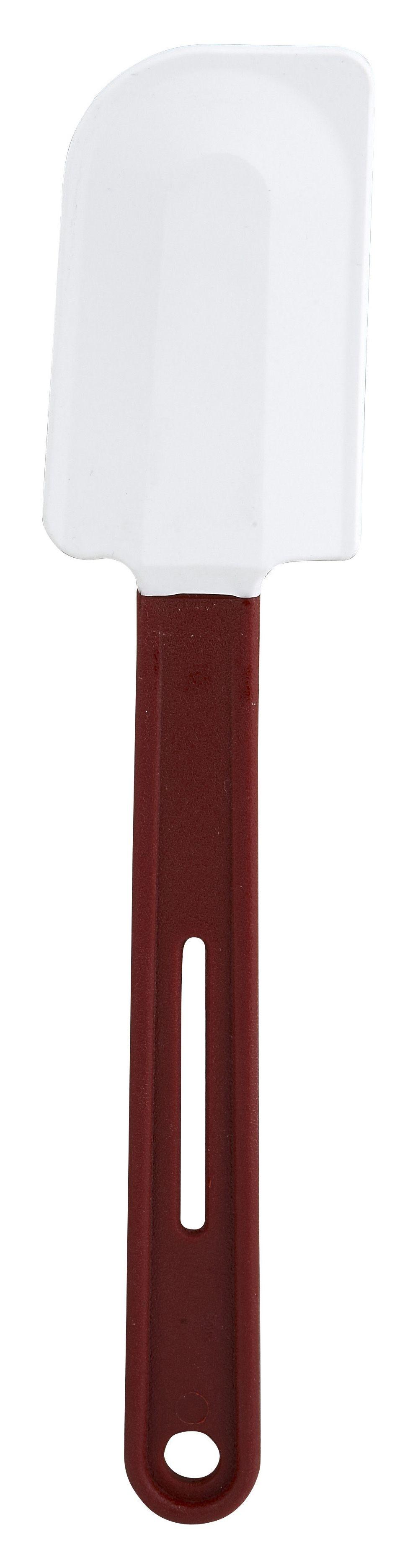 """Winco PSH-10 High Heat Resistant Silicone Scraper 10-1/2"""""""