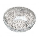 TableCraft 900C Clear Round Crystalware Salad Bowl 11""