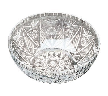 High Impact Styrene Round Crystal Bowl - 11