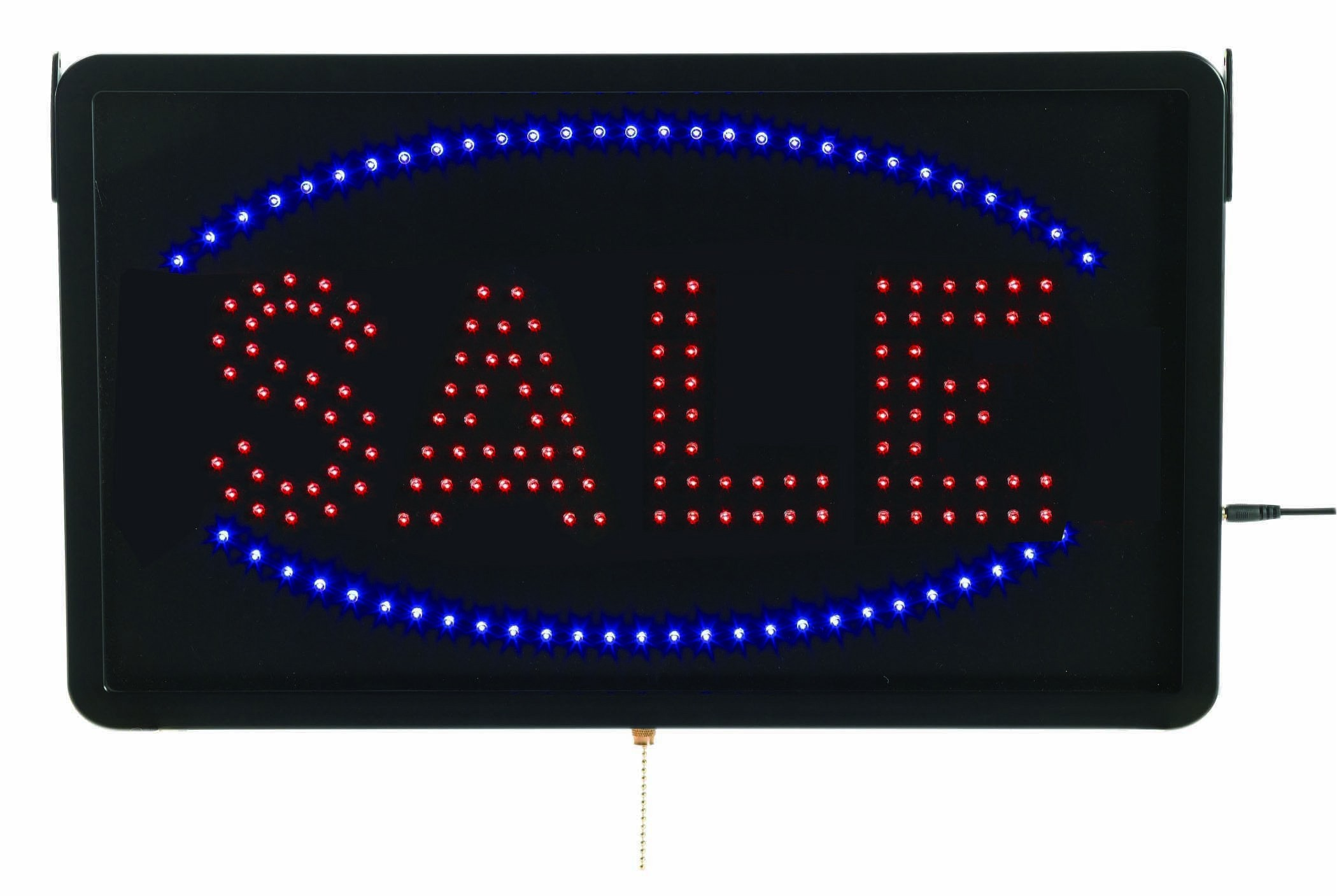 """Aarco Products SAL05L High Visibility Large LED Sale Sign 13""""H x 22""""W"""