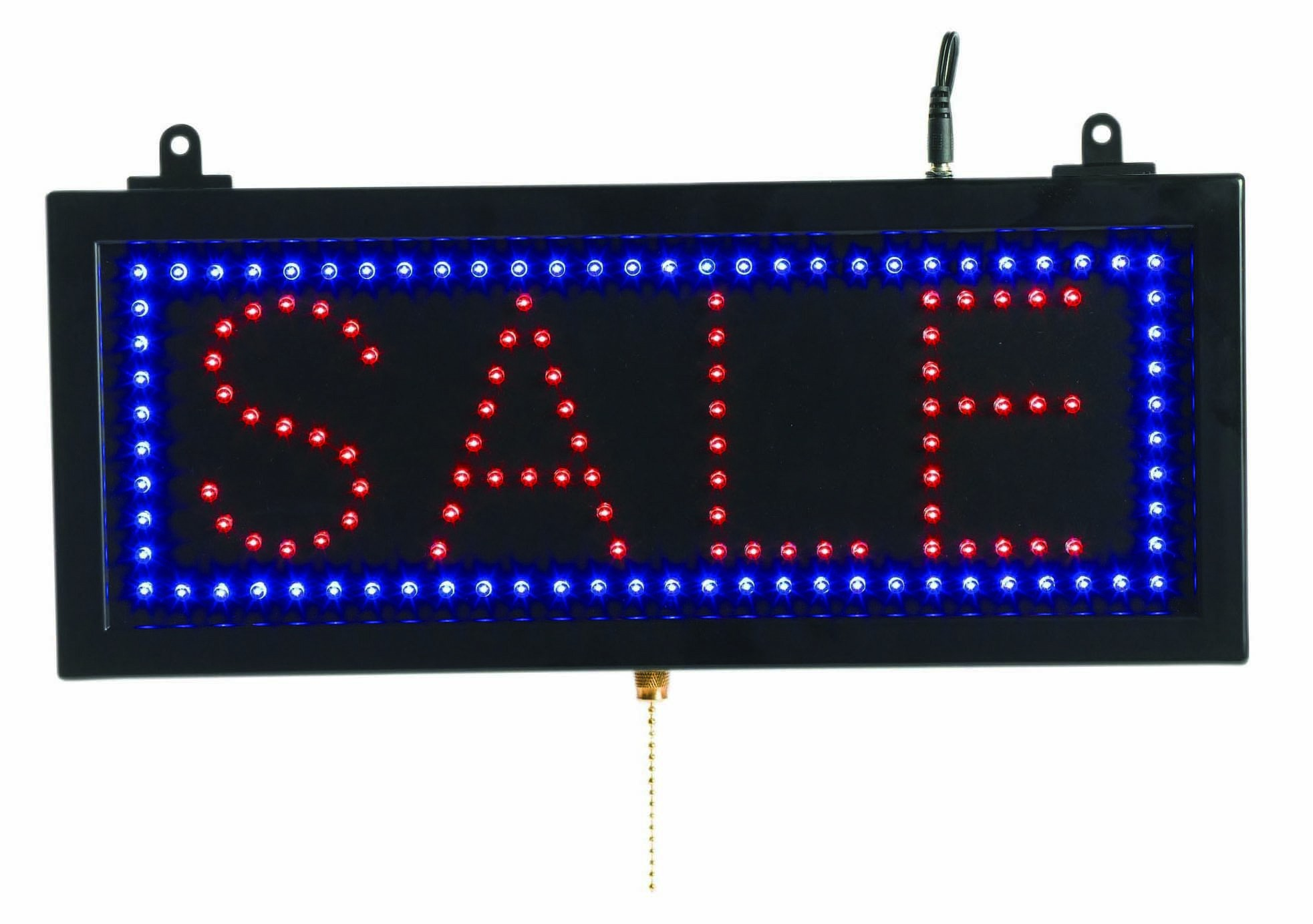 "Aarco Products SAL05S High Visibility LED Sign- SALE 6 3/4""H x 16 1/8""W"