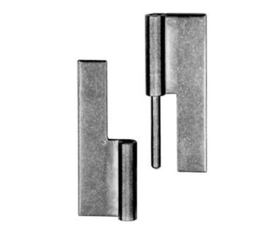 Franklin Machine Products  134-1084 Hinge, Lift-Off (Left, Stainless Steel )