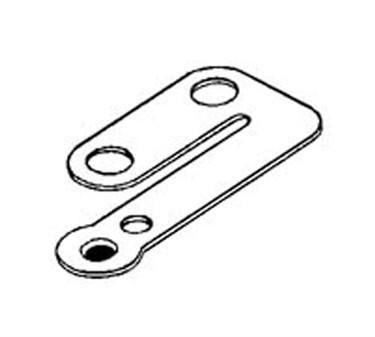 Franklin Machine Products  191-1034 Hinge (Lower Slice Deflector)