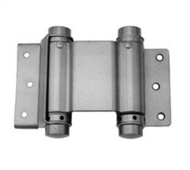 Franklin Machine Products  134-1083 Hinge, Spring (6H, Dbl Act ) (Pr )