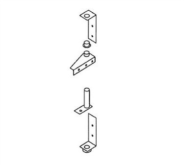 Franklin Machine Products  145-1020 Hinge Assy (Spring Assist, Lft )