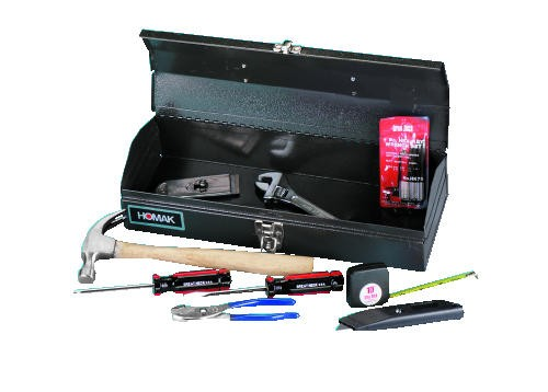 Hoffmaster Light-Duty Office Tool Kit, 16