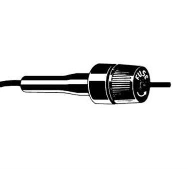 Franklin Machine Products  253-1178 Holder, Fuse (F/ 1/4X1-1/4)