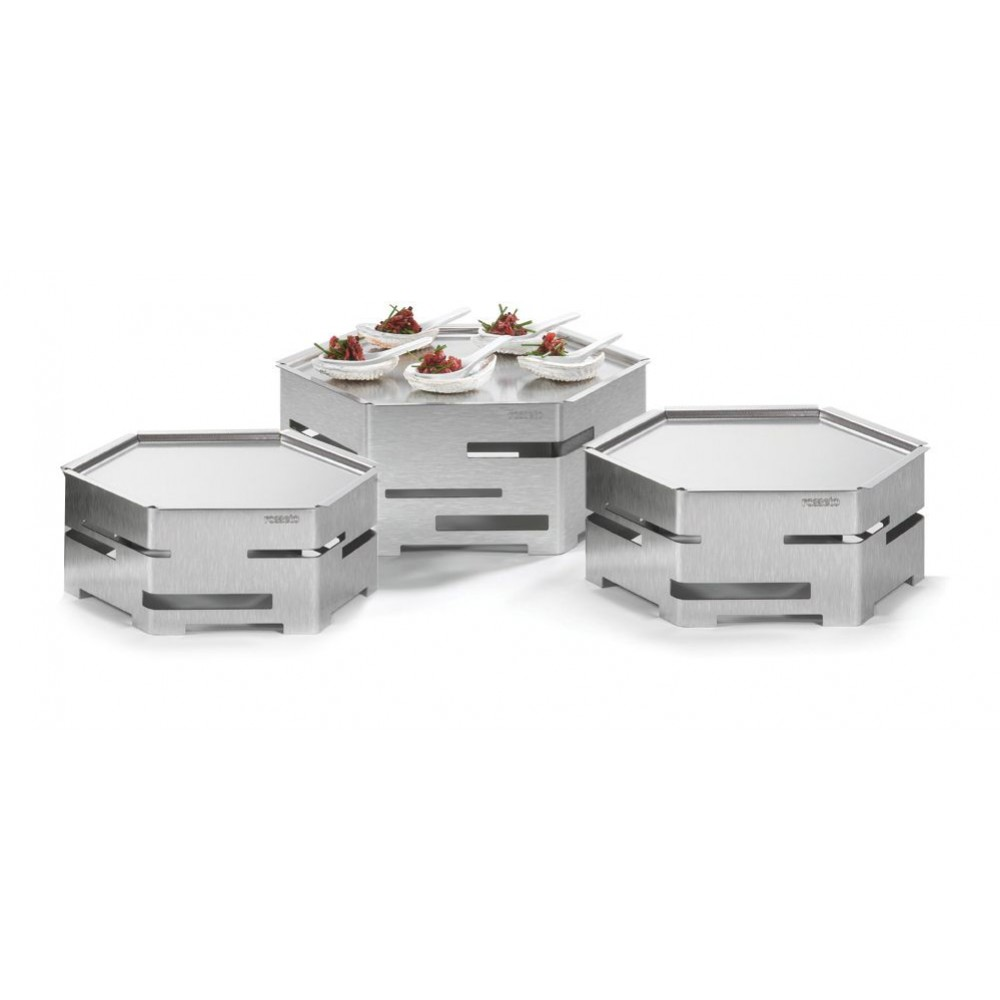 Honeycomb™ Cooler Kit Stainless Steel Includes:  1-SM116, 1-SM117, 1-SM118, 1-SM119, 1-SM120, 1-SM121, 1-SA100, 1-SA101 & 1-SA102