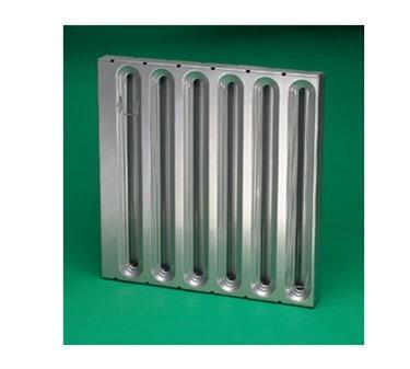 Franklin Machine Products  129-1140 Hood Filter, Baffle (25X20, Galvanized Steel, Kason )