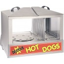 Adcraft HDS-1200W Hot Dog and Bun Steamer