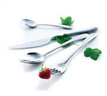 """Cardinal T1729 Arcoroc Hotel Stainless Steel Salad Fork, 7"""""""