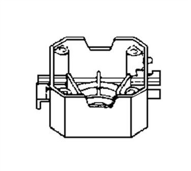 Franklin Machine Products  176-1022 Housing, Bearing